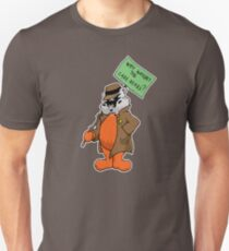 Rorshach Bear T-Shirt