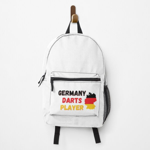 Germany Darts Player Backpack