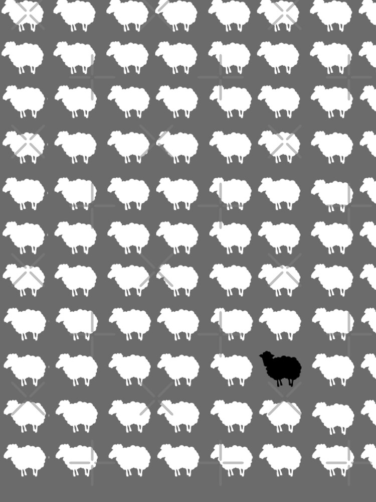 Black sheep by xiari