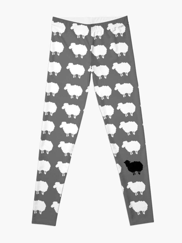 Alternate view of Black sheep Leggings