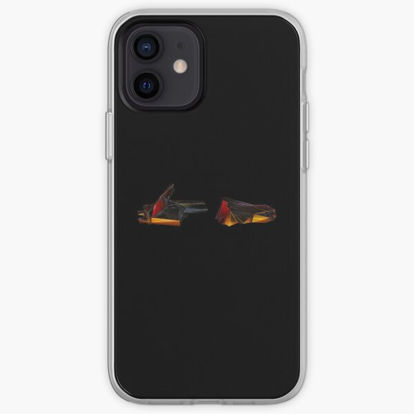 Run the Jewels RTJ4 - Transparent Coque souple iPhone