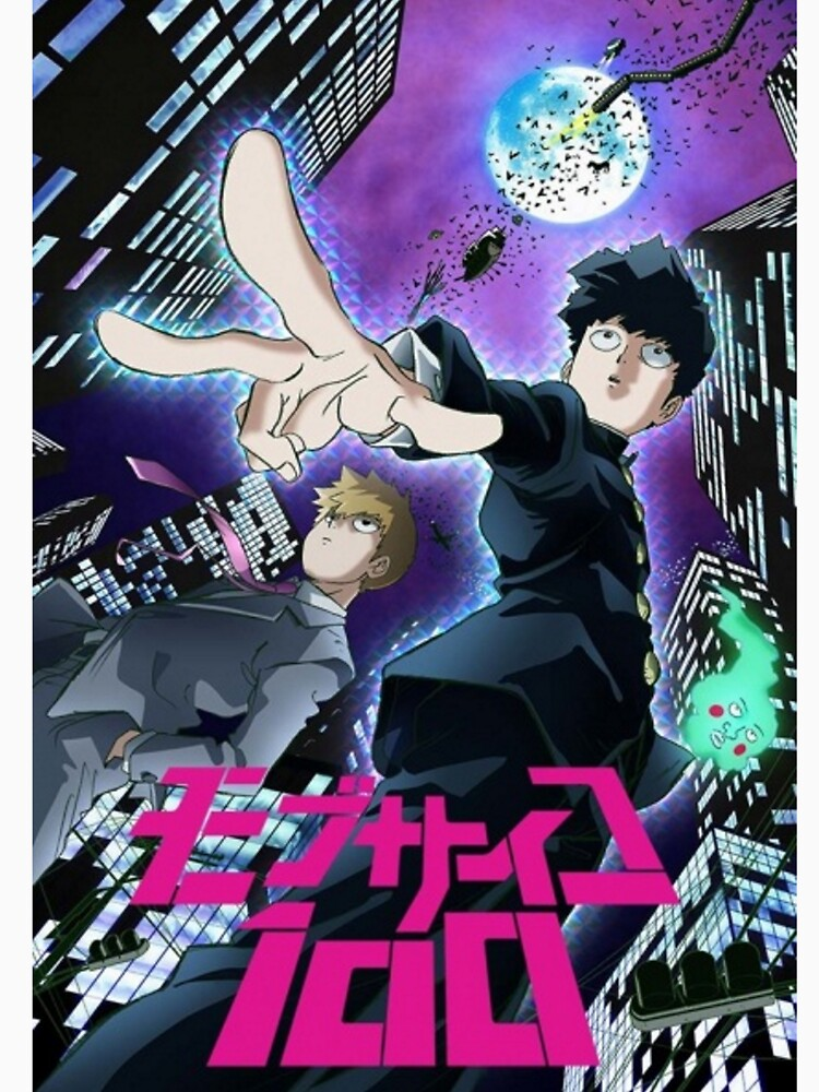 Mod Psycho 100 by EntropicAN
