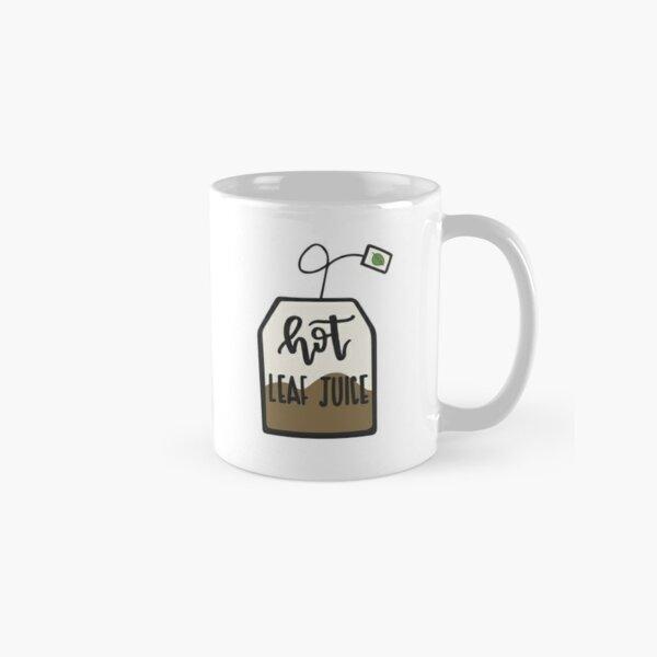 hot leaf juice (avatar the last airbender) Classic Mug