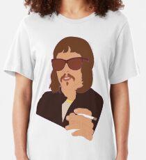 Caleb Followill Kings Of Leon Slim Fit T-Shirt