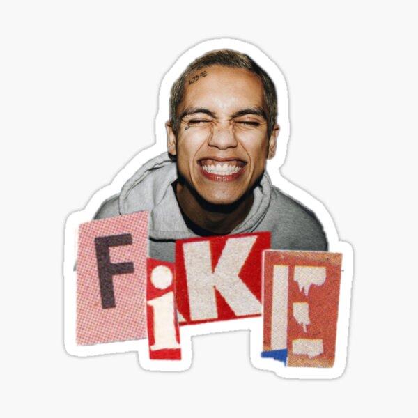 dominic fike Sticker