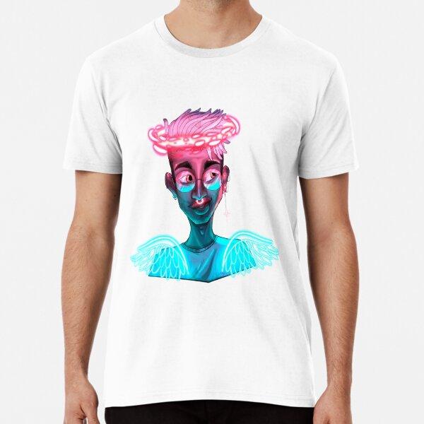Neon angel Premium T-Shirt