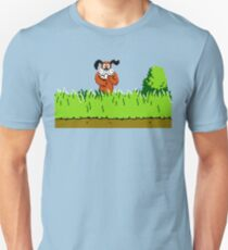 Duck Hunt Dog laughing T-Shirt