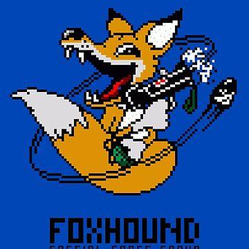 Fox Hound by Javichakalote