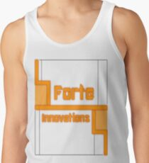 Forte Innovations Logo Men's Tank Top