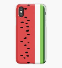 Square Watermelon iphone or ipod cover iPhone Case