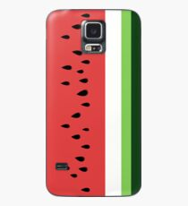 Square Watermelon iphone or ipod cover Case/Skin for Samsung Galaxy