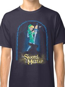Sword of the master (redeux) Classic T-Shirt