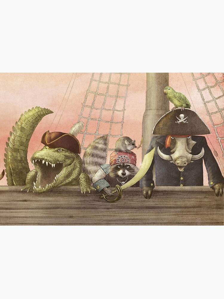 Pirates! by opifan