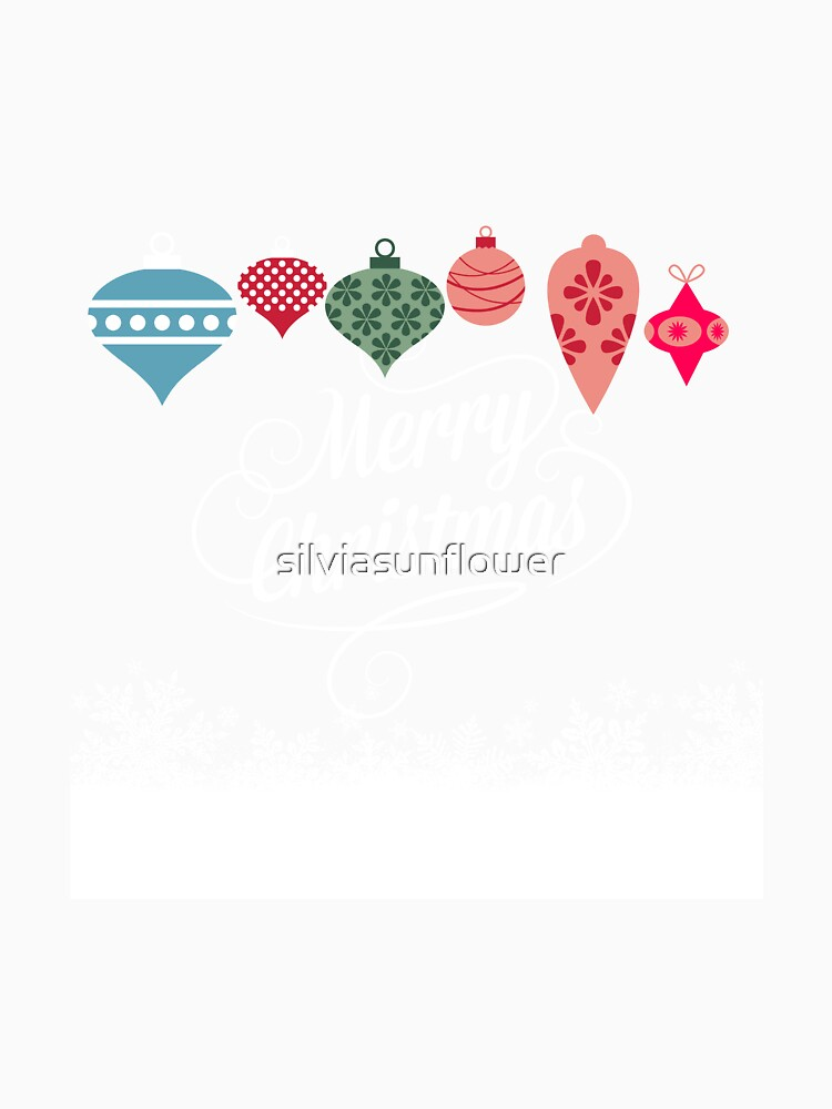 Merry Christmas  von silviasunflower