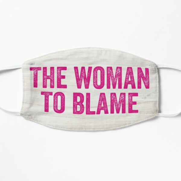The Woman To Blame | Jimmy Buffett Mask Mask