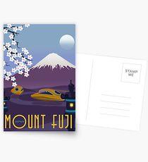 Race to Mount Fuji Postkarten