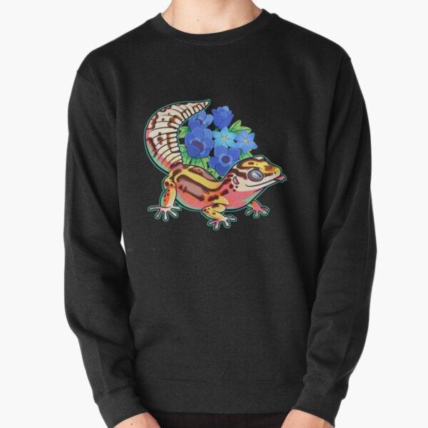 Bold gecko Pullover Sweatshirt