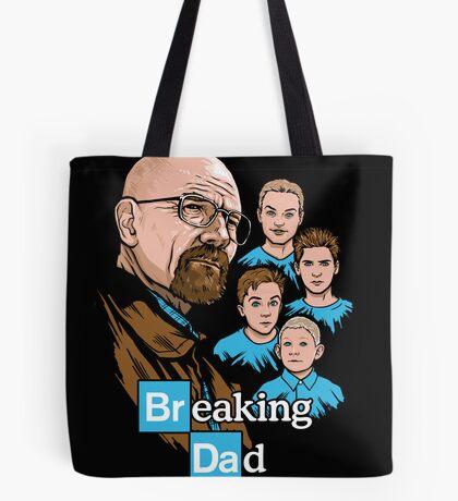 Breaking Dad Tote Bag