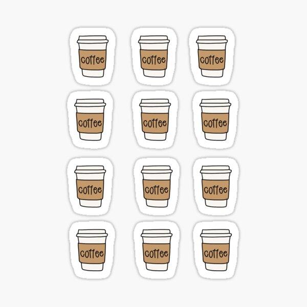 Coffee sticker pack  Sticker