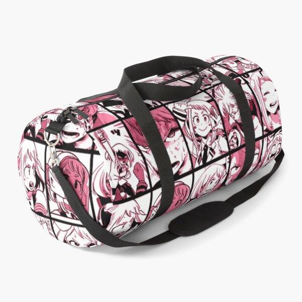 Uraraka Ochako Collage color version Duffle Bag