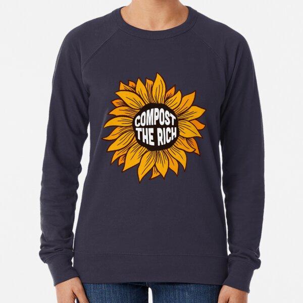Compost the Rich Sunflower Lightweight Sweatshirt