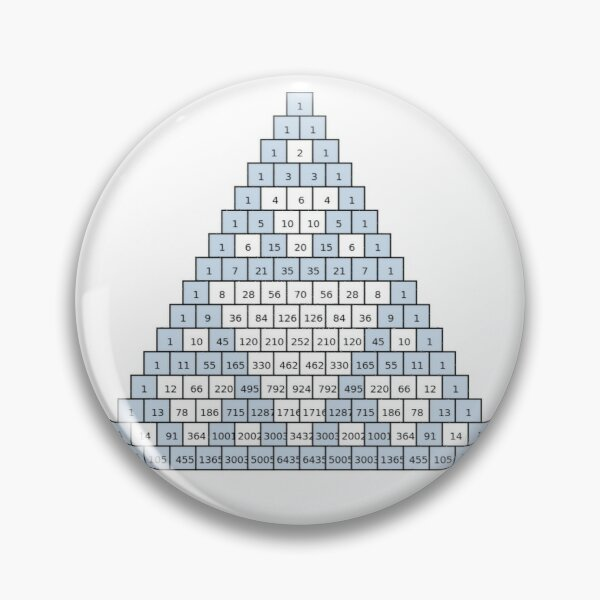 Math-based images in everyday children's setting lay the foundation for subsequent mathematical abilities. Pascal's Triangle,  треугольник паскаля, #PascalsTriangle,  #треугольникпаскаля Pin