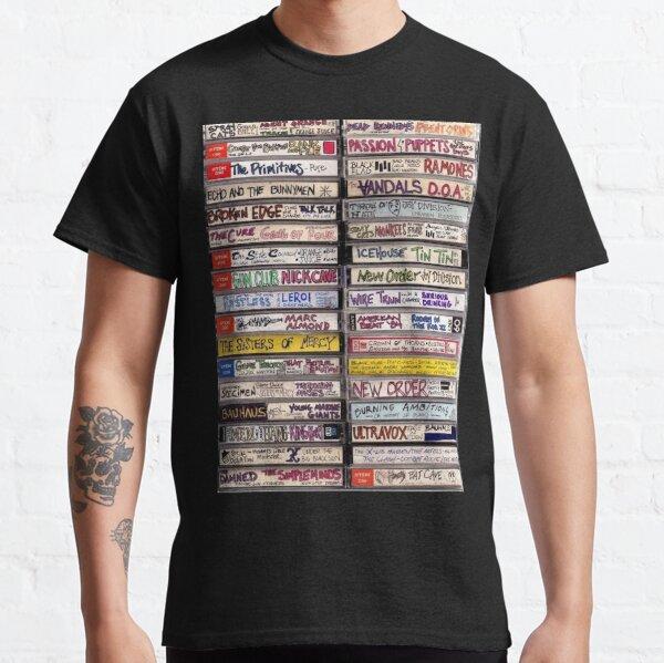 Casetes Camiseta clásica