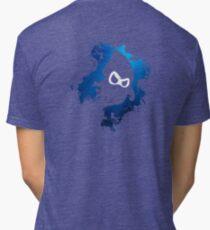 Ninja Squid Tri-blend T-Shirt