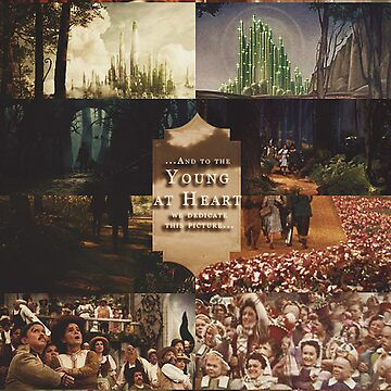 The Wizard of Oz by childoftheatom