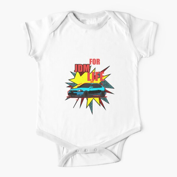 Vtec kicked in yo infant apparel cute stylish trending baby shower gift jdm
