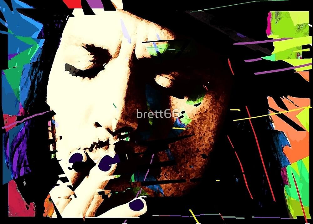 Johnny Depp. by brett66