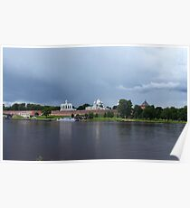 Kremlin in Veliky Novgorod Poster