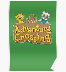 Adventure Crossing Poster