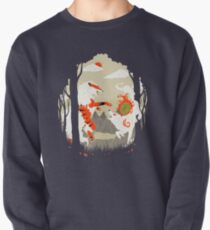 Great Wolves of Fire (Featured on Teefury) Pullover
