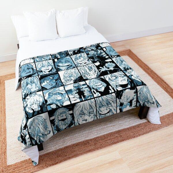 Shigaraki Collage (color version) Comforter