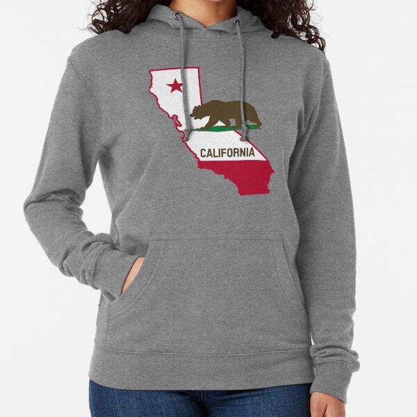 California  Lightweight Hoodie