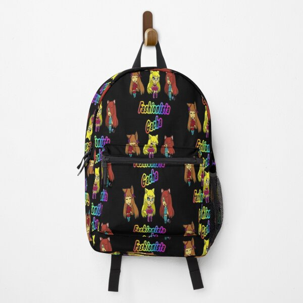 Gacha Fashionista drawing by Amelorya J. Robillard Backpack