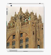 Vinilo o funda para iPad The Evil Headquarters
