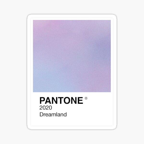 Pantone - Glass Animals - Dreamland Sticker