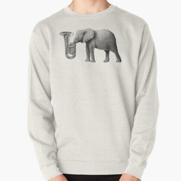 Tuba Pullover Sweatshirt