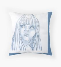 Ilyana Rasputin - Painting Throw Pillow