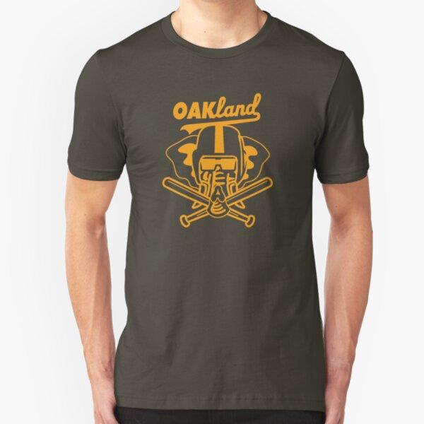 OAKland Athletics Edition Slim Fit T-Shirt