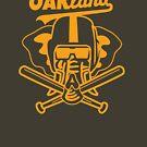 OAKland Athletics Edition by themarvdesigns