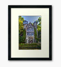 La Fenderie - Trooz, Belgium Framed Print