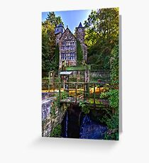 La Fenderie - Trooz, Belgium Greeting Card