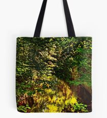 Under the morning sun... Tote Bag