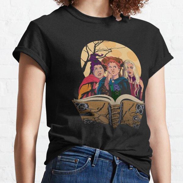 Hocus Pocus Sanderson Sœurs T-shirt classique