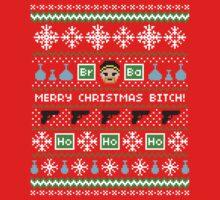 Merry Christmas Bitch Sweater + Card | Unisex T-Shirt