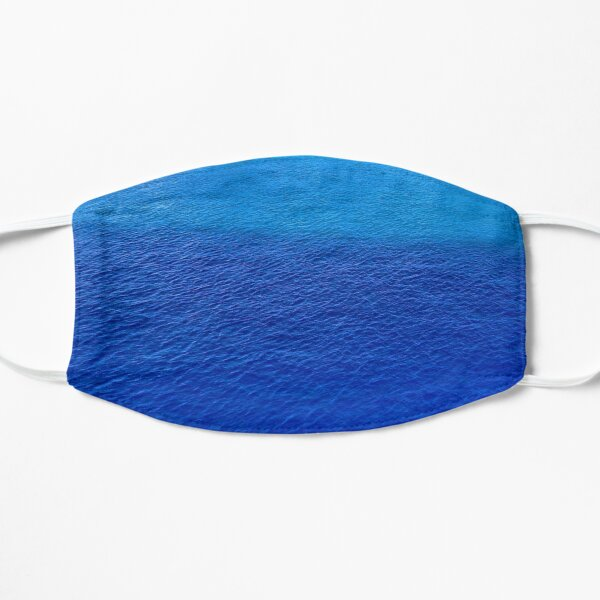 By the Seaside Shades of Blue Photo Design Mask
