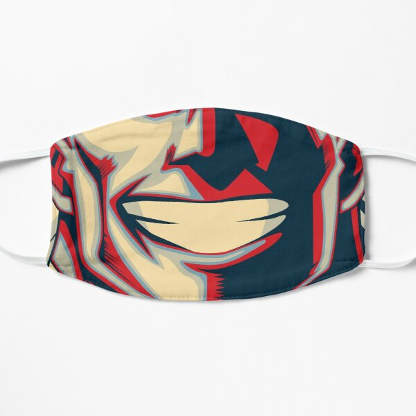 All Might Retro Mask